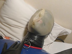 Session 2 - Latex Bondage Breathplay