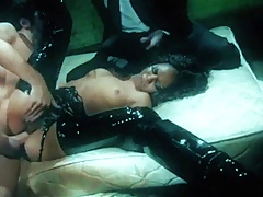DISTURBIA - hardcore fetish ebony threesome music video