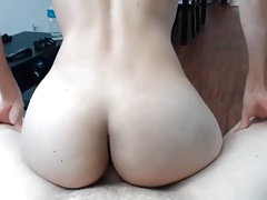 BlowJob and rough sex on webcam