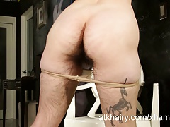 Harley Hex is so hairy! Lets watch her masturbate!