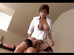 British Milf Fleshlight Play