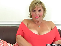 British milfs Danielle and Lucy let you feast your eyes